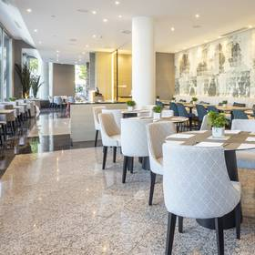 Restaurante hotel ilunion alcalá norte madrid