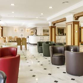 Hall hotel ilunion mijas